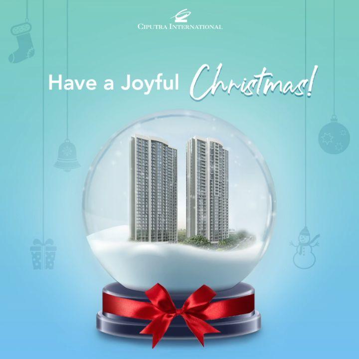 Have A Joyful Christmas from Ciputra International