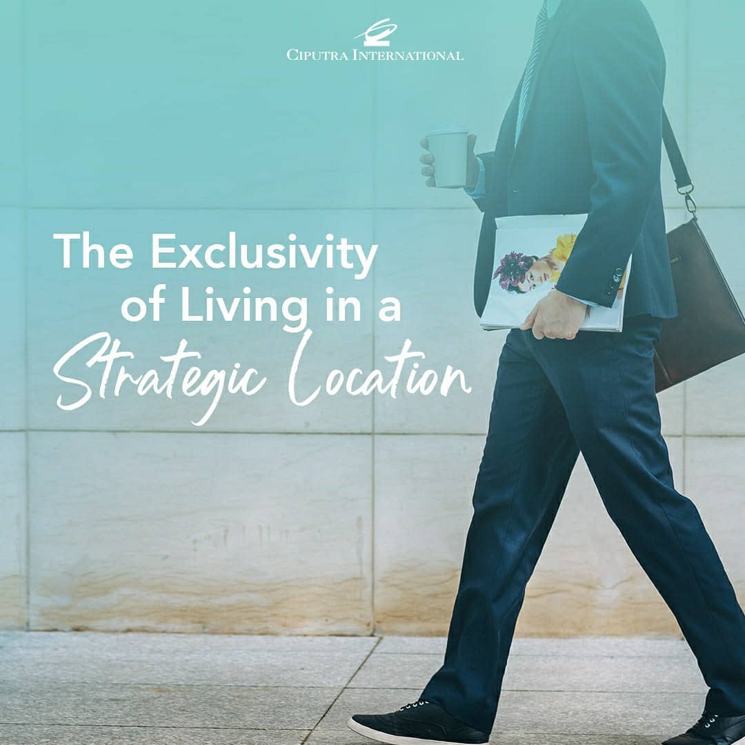 The Exclusivity of Living in a Strategic Location