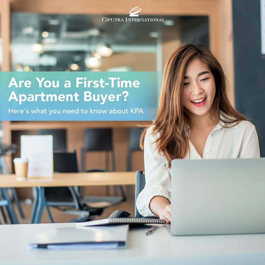 Are you a First-Time Apartment Buyer?