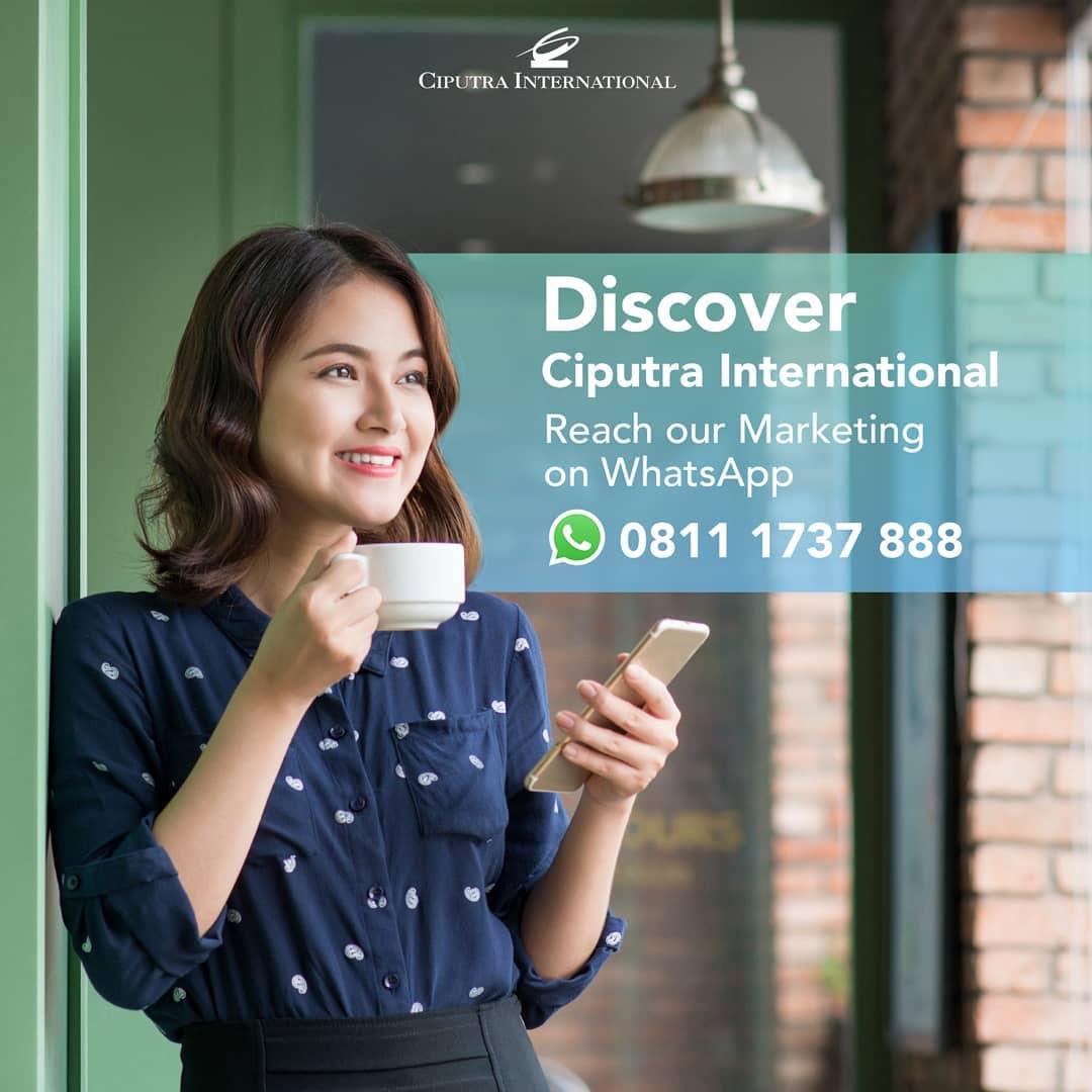Discover Ciputra International