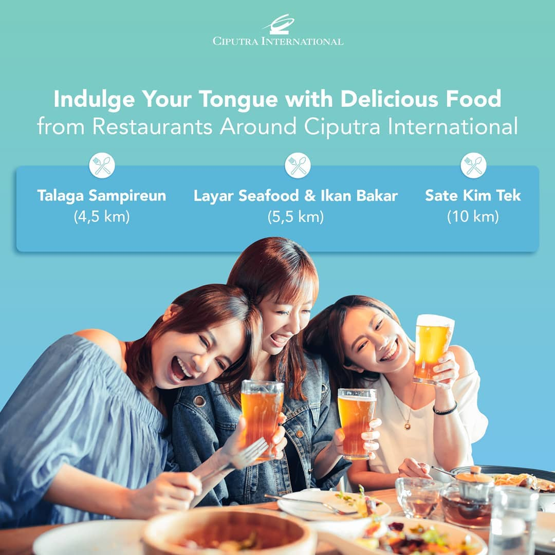 Indulge Your Tongue with Delicious Food