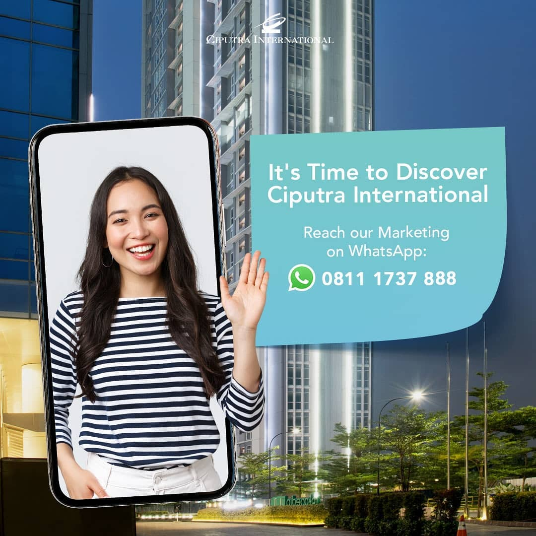 It's Time To Discover Ciputra International