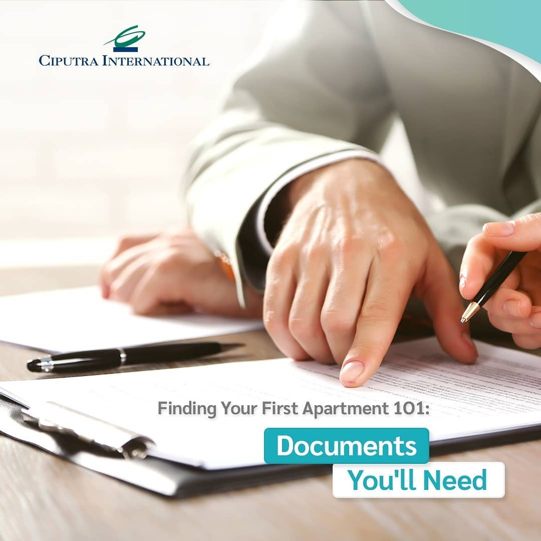 Documents You'll Need