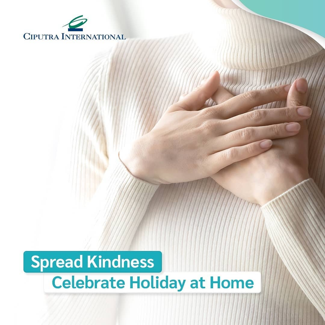Spread Kindness Celebrate Holiday at Home