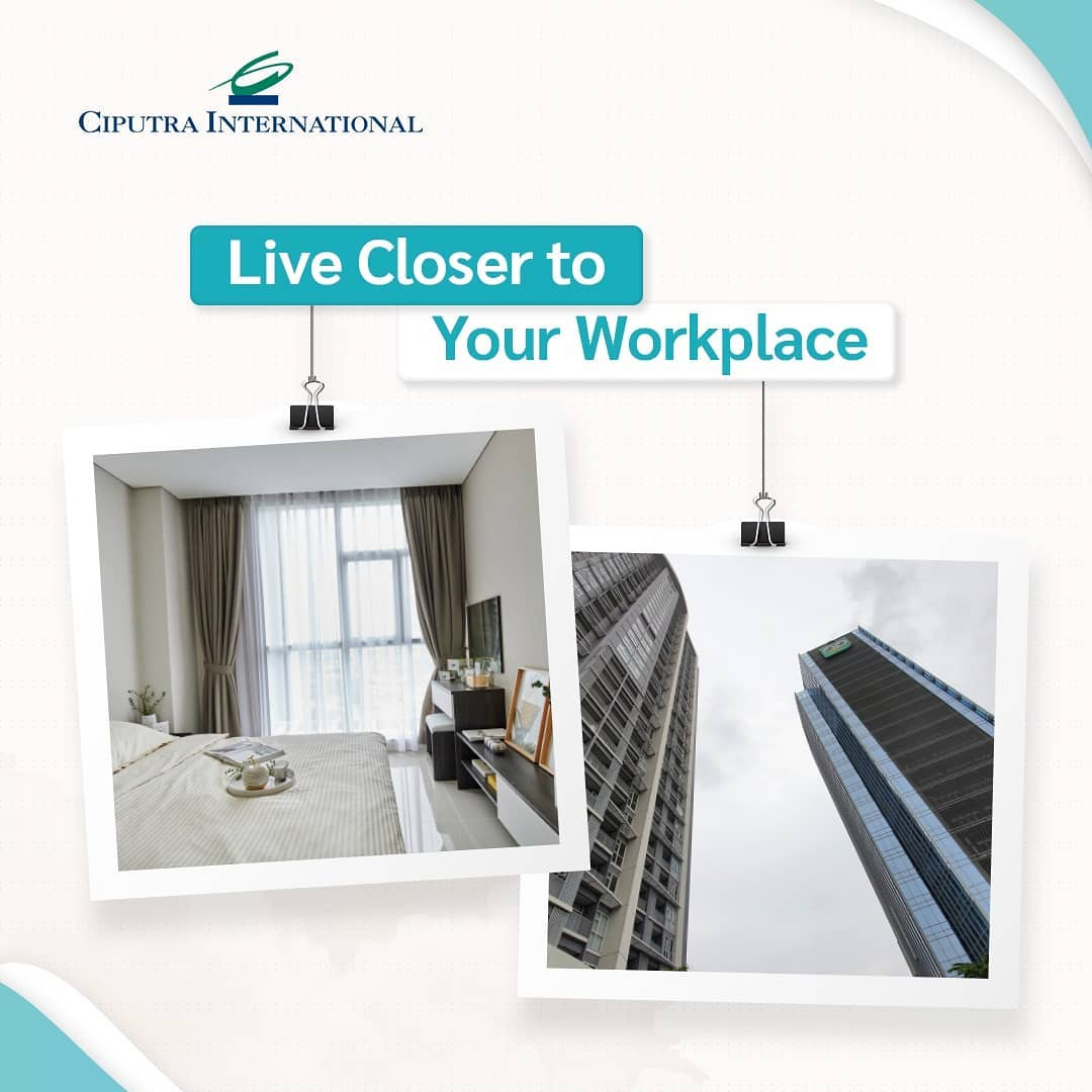 Live Close to Your Workplace