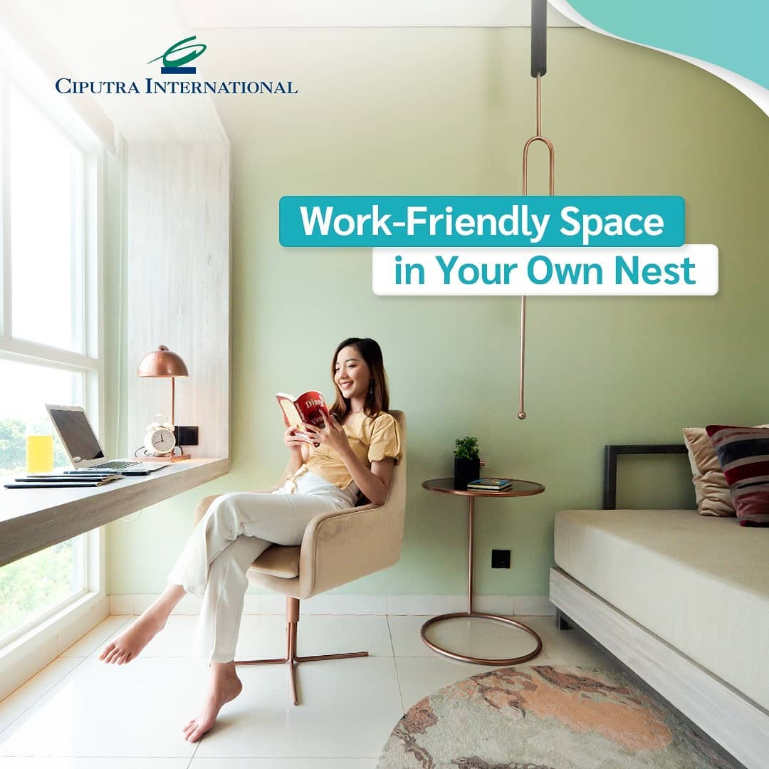 Work-Friendly Space in Your Own Nest