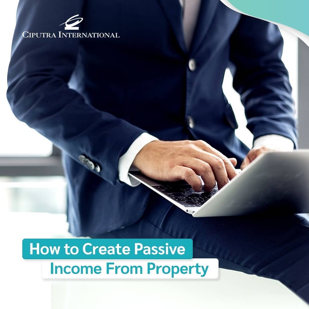 How to Create Passive Income From Property