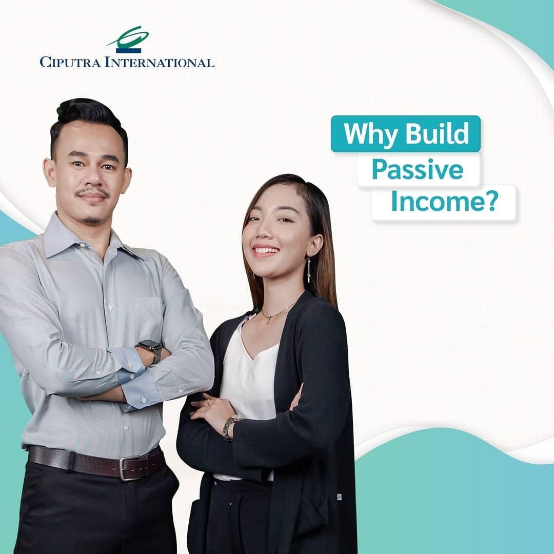 Why Build Passive Income?