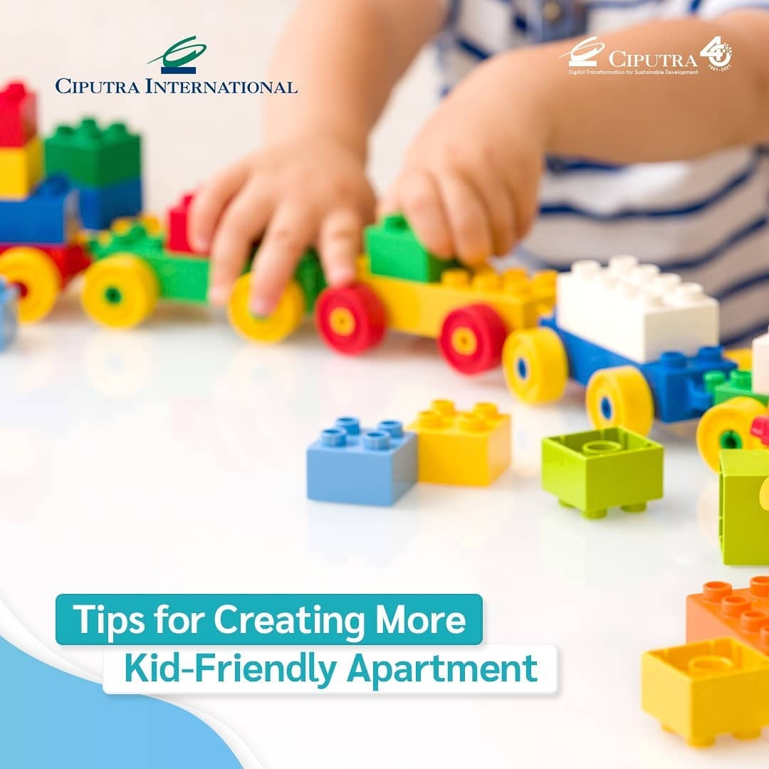 Tips for Creating More Kid-Friendly Apartment