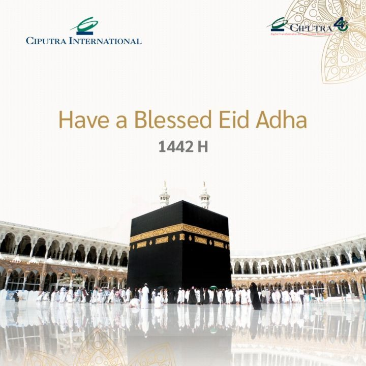 Have a Blessed Eid Adha 1442 H