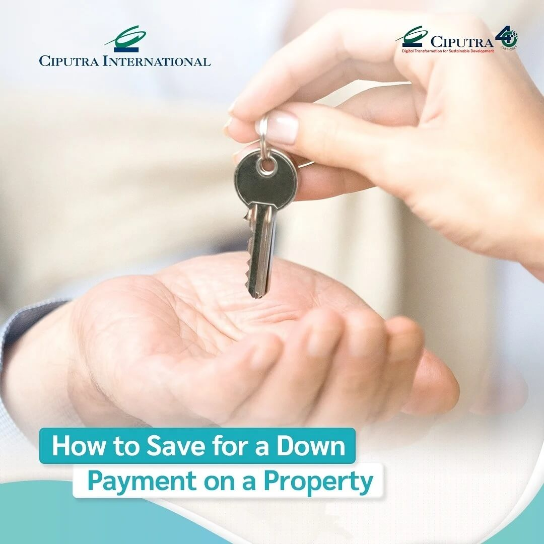 How to Save for a Down Payment on a Property