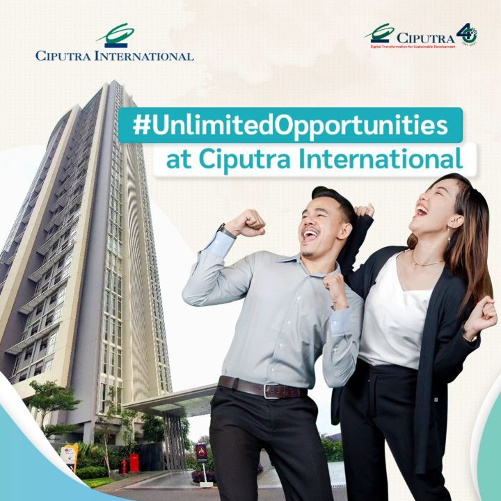 Unlimited Opportunities at Ciputra International