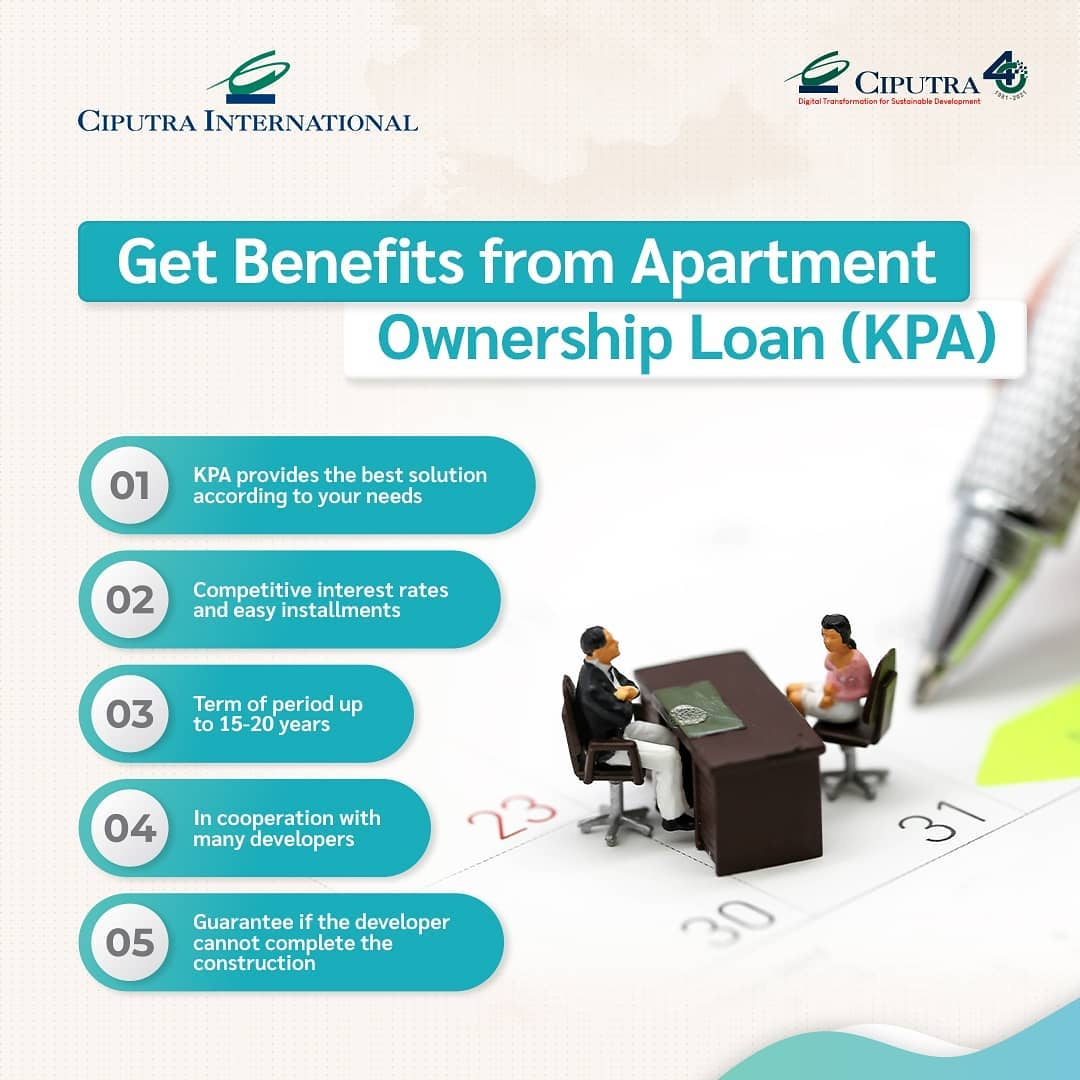 Get Benefits from Apartment Ownership Loan (KPA)