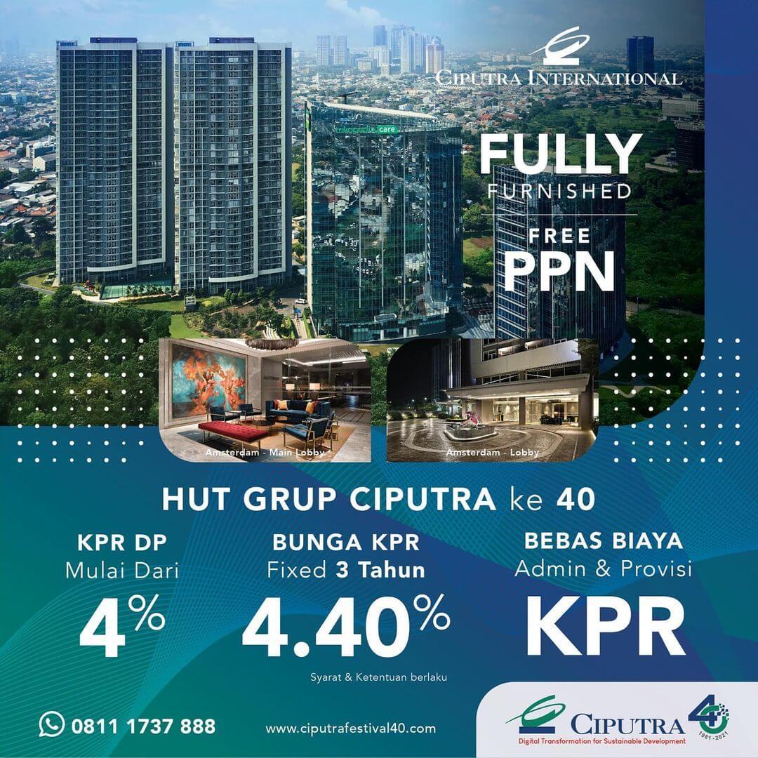 Ciputra Group 40th Anniversary