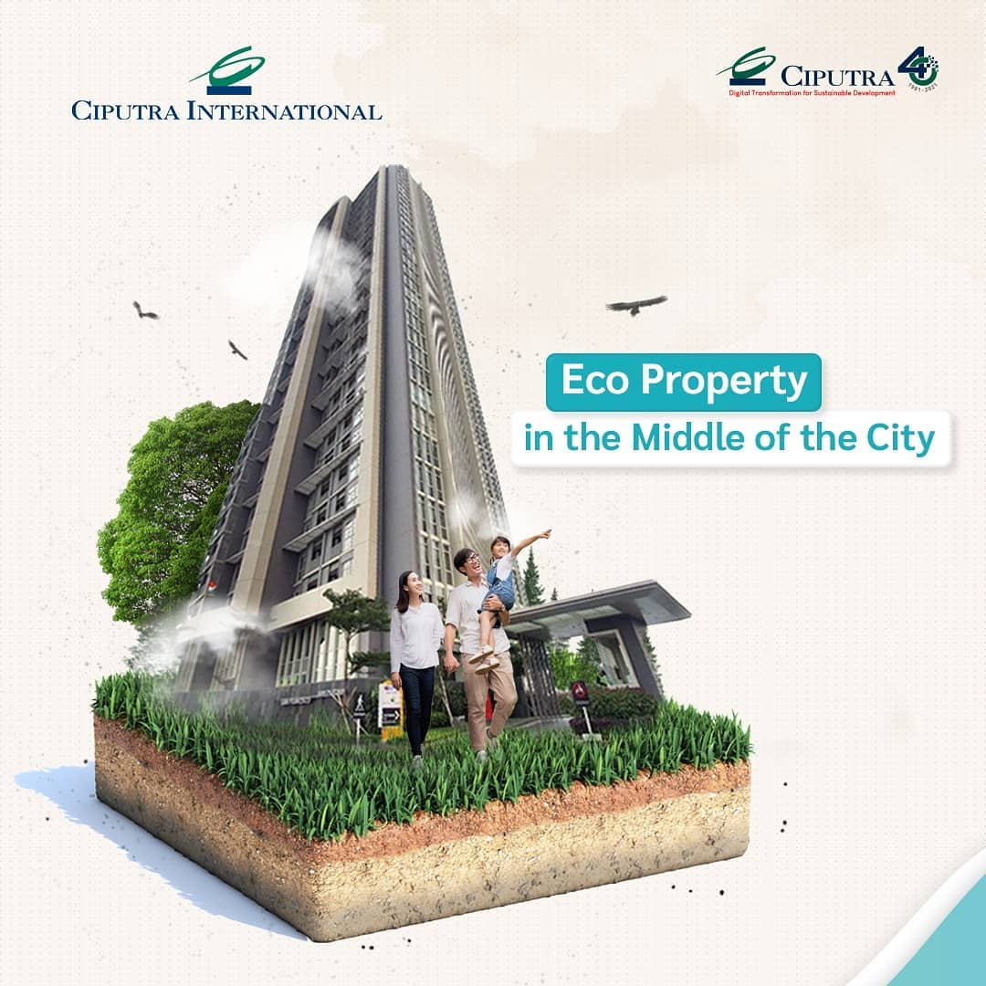 Eco Property in the Middle of the City